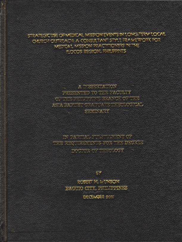 Dissertation cover