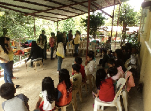 VBS in Baguio City, Philippines