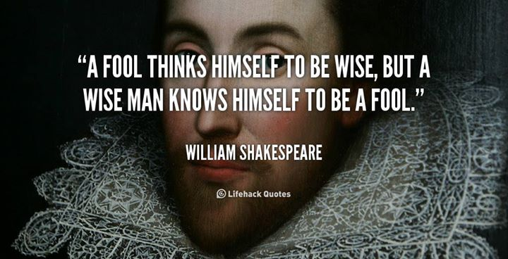 wise-fool
