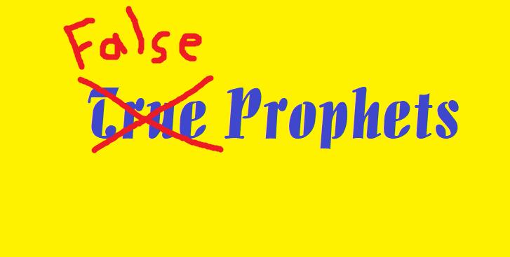 False Prophets
